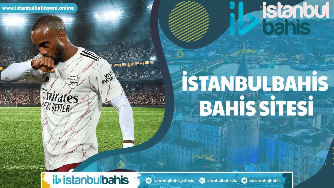 İstanbulbahis Bahis Sitesi