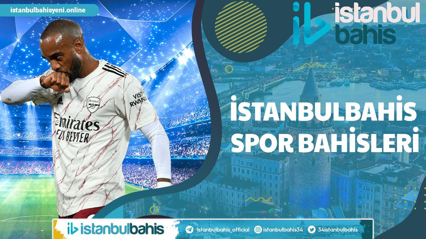 İstanbulbahis Spor Bahisleri