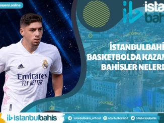 İstanbulbahis Basketbolda Kazandıran Bahisler Nelerdir
