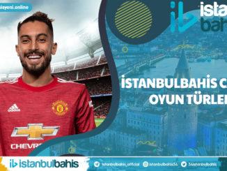 İstanbulbahis Casino Oyun Türleri