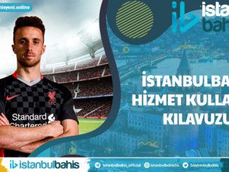 İstanbulbahis.com Hizmet Kullanma