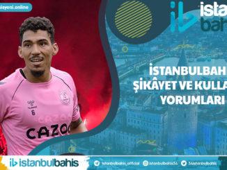 İstanbulbahis Şikâyet ve Kullanıcı Yorumları
