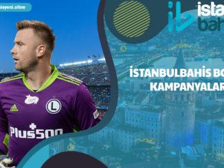 İstanbulbahis Bonus Kampanyaları