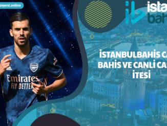 İstanbulbahis Canli Bahis ve Canli Casino Sitesi