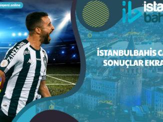 İstanbulbahis Canlı Sonuçlar Ekranı