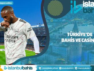 Türkiye'de bahis ve casino
