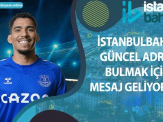 İstanbulbahis güncel adres bulmak için mesaj geliyor mu