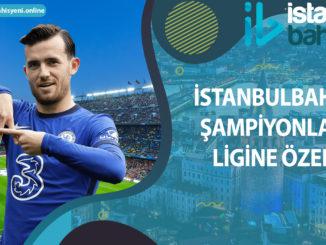 İstanbulbahis şampiyonlar ligine özel