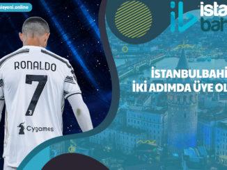 istanbulbahis İki adımda üye olmak