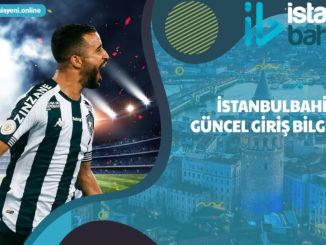 istanbulbahis güncel giriş bilgileri