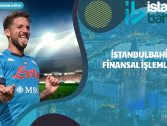 istanbulbahis Finansal İşlemleri